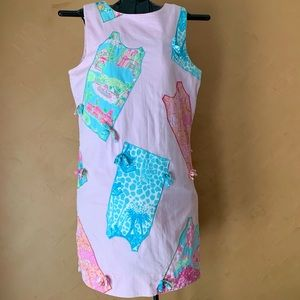 👗MUST SEE👗 Rare Ultimate Lilly-Lover VTG Dress